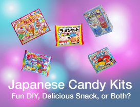 Japanese Candy Kits: Fun DIY, Delicious Snack, or Both