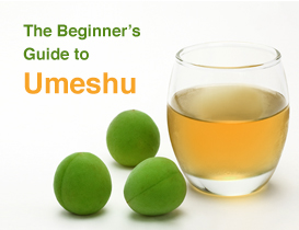 The Beginner's Guide to Umeshu