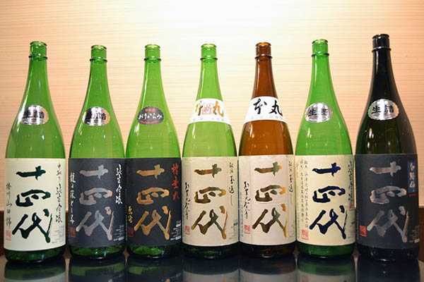 Japanese Sake Juyondai - Ippin Online Shopping Mall for Japanese Products