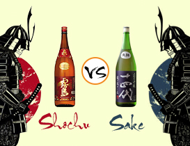 What Makes Sake and Shochu Different?