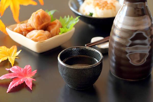 Ippin Sake