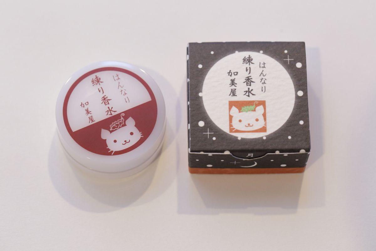 Kamiya Solid Perfume (Moon)