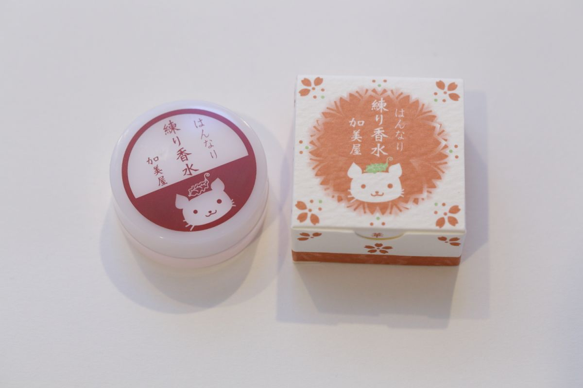 Kamiya Solid Perfume (Flower)