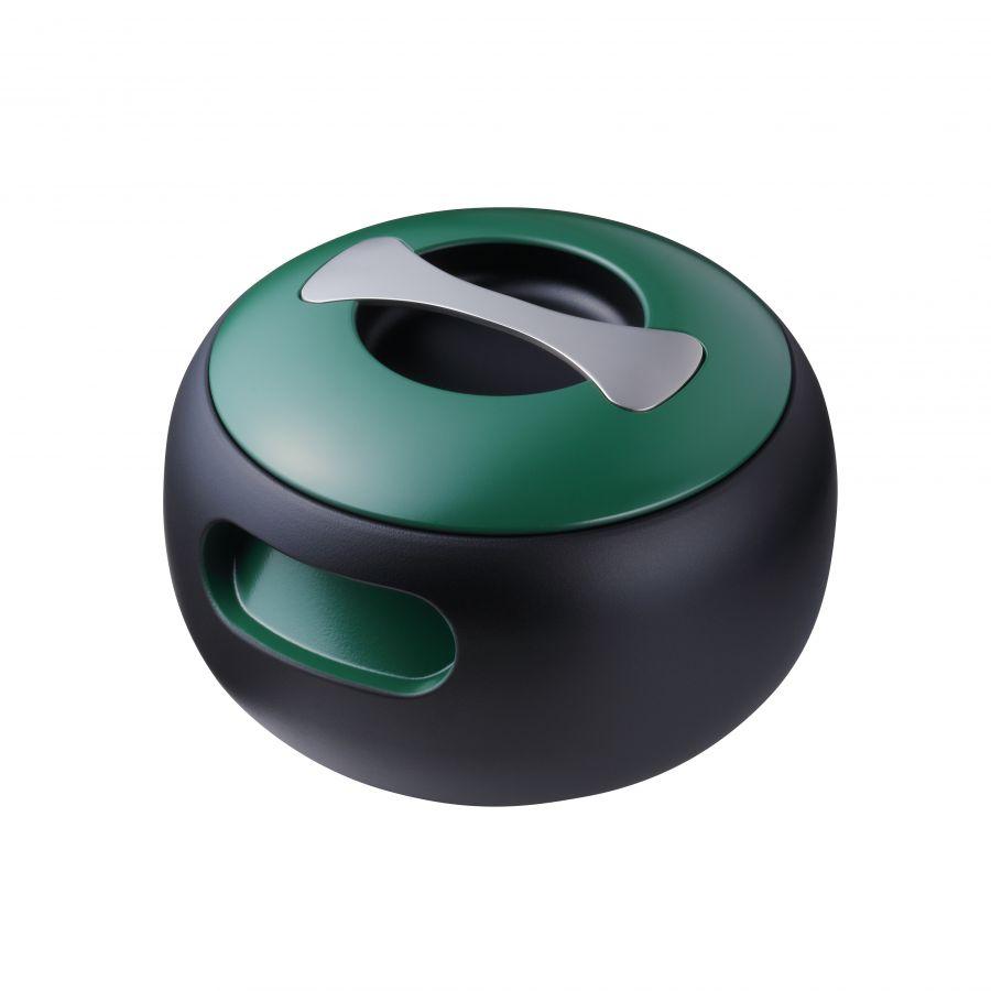 POT OVAL, φ215*145mm, British Green