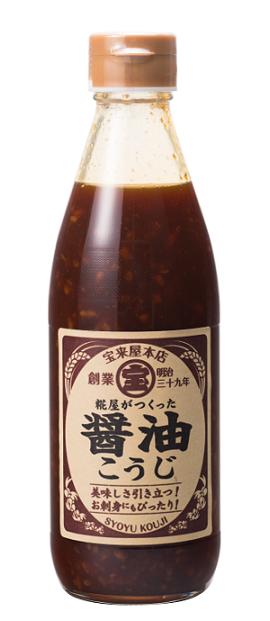 Horaiya Soy Sauce Koji6 Bottles