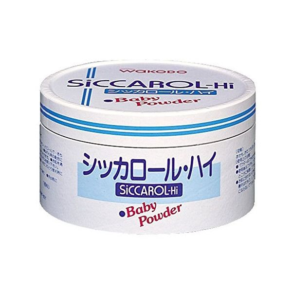 Wakodo Siccarol-High Paper Box, 170g :Quasi-drug Medicated Products
