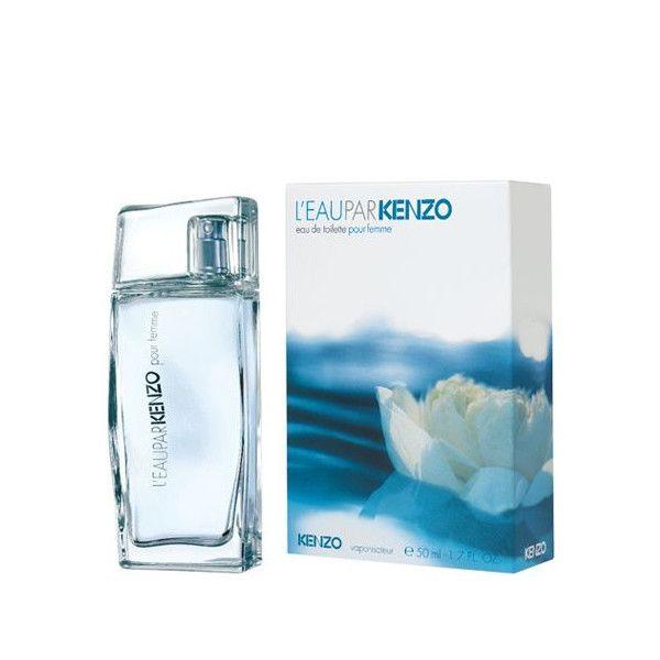 Kenzo L'EAU Eau De Toilette, Natural Spray, 50ml