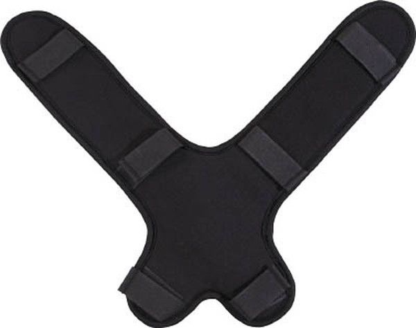 Tsuyoron Fujii Electric Works, Back Support Pad for Full-Harness Safety Belt, RPS-10-BX