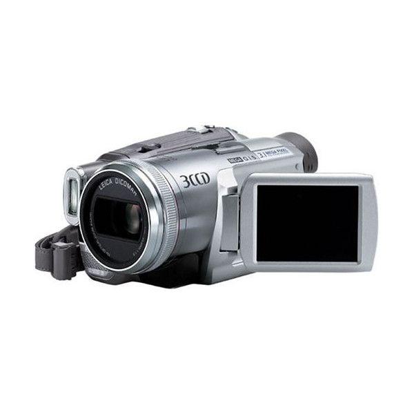 (Used) Panasonic NV-GS250-S Digital Video Camera 3CCD Silver