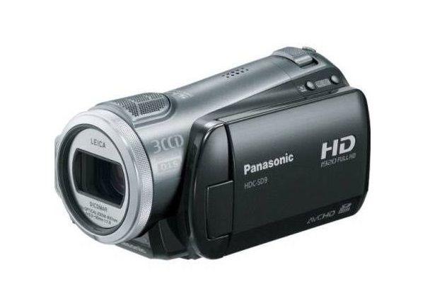(Used) Panasonic Digital HD Video Camera SD9 HDC-SD9-S (SD card)