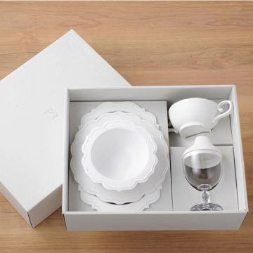 Reale Series Full set (5 items) white