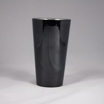 Black tumbler Dual structure type, stainless, black coating  Top quality tumbler made by Japanese artisans