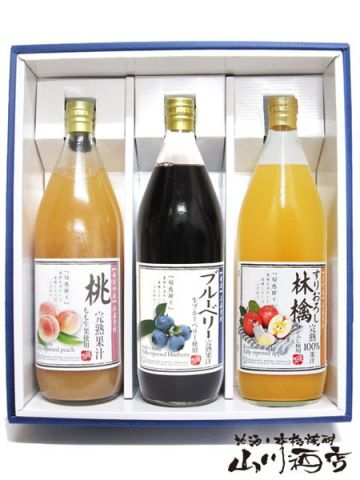 Yoshiko Koike Juice Set 1L x 3 bottles