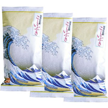 Niigata Koshiibuki (Great Waves off Kanazawa Print), 2 cups (300g) x 3 packs