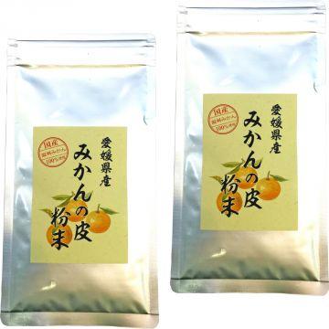 Orange Peel Powder, 80g x 2 packs
