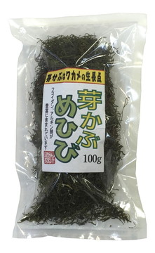 Dehydrated Finely-Shredded Wakame, 100g