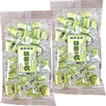 Ariheitou Matcha-Coated Soybean Sweets, 110gx 2 packs