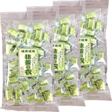 Ariheitou Matcha-Coated Soybean Sweets, 110gx 3 packs
