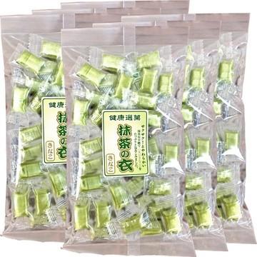 Ariheitou Matcha-Coated Soybean Sweets, 110gx 6 packs