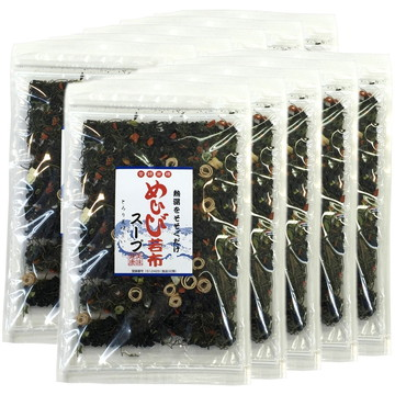 Wakame Soup, 80g x 10 packs