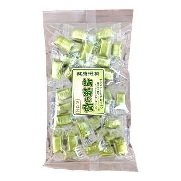Ariheitou Matcha-Coated Soybean Sweets, 110g