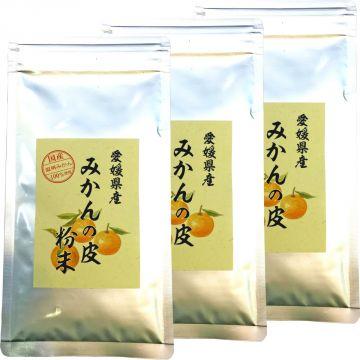 Orange Peel Powder, 80g × 3 packs