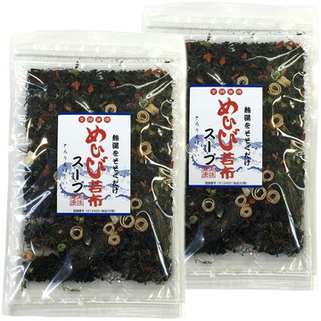 Wakame Soup, 80g x 2 packs