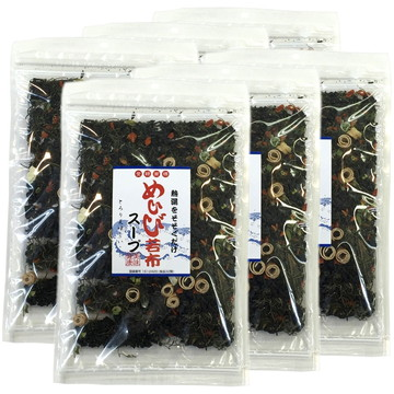 Wakame Soup, 80g x 6 packs