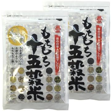 Mochimochi 15-Grain Rice, 280g x 2 packs