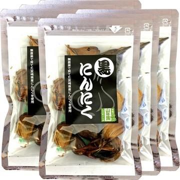 Black Garlic from Miyazaki, 50g x 6 packs