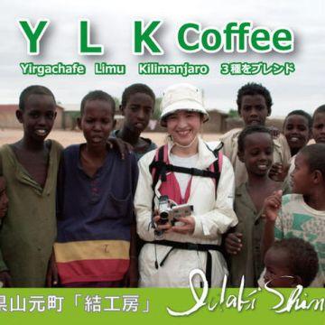 IDAKI SHIN Andormeda Ethiopia Coffee YLK100g Beans