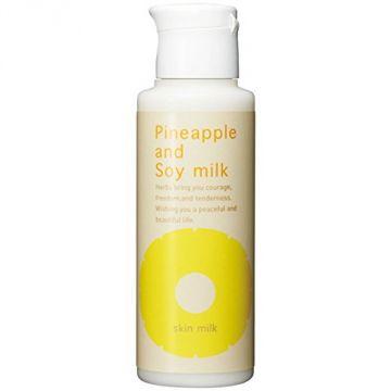 Pineapple Soy Milk Skin Milk