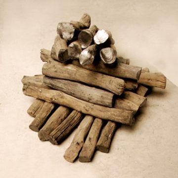 紀州備長炭(小丸)馬目樫の高級木炭【小丸】《10kg》