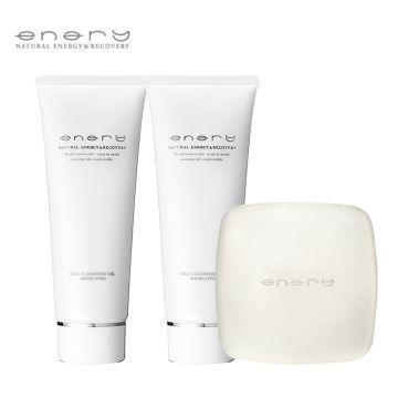 enary Moist facial wash set