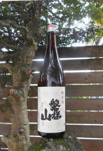 Bandaisan Junmai Sake 1800ml (alc.16%)