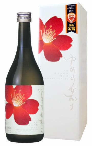【720ml】Yumenokaori Junmai Daiginjo (alc. 15%)