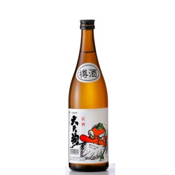 Daitengu (Barreled) Sake 720ml (alc.15.4%)