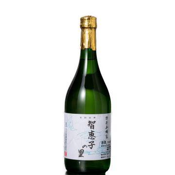 Chieko no Sato Special Honjozo Sake 720ml (alc. 15.5%)