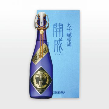 Kaisei Limited Edition Daiginjo Sake 720ml (alc.17%)
