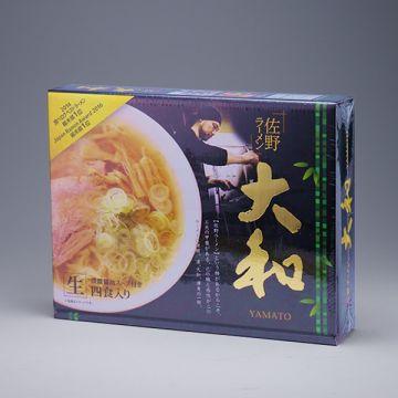 Sano Ramen Yamatoya 4 Servings