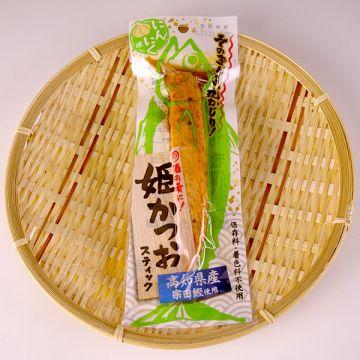 Tosashoku Hime Bonito Sticks Garlic Flavor