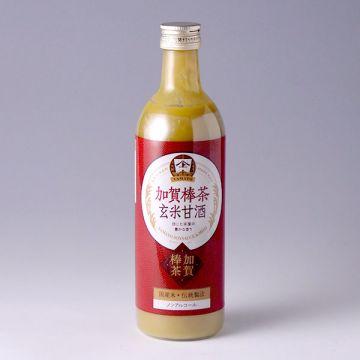 Yamato Soy Sauce Kage Twig Tea Brown Rice Sweet Sake 490ml
