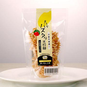 Pasta-like Rice Flour Noodle Tomato 50g