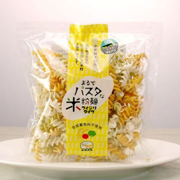 A Pasta-like Rice Flour Noodle Mix 100g