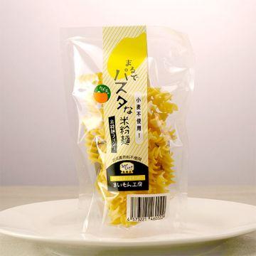 Pasta-like Rice Flour Noodle Pumpkin 50g