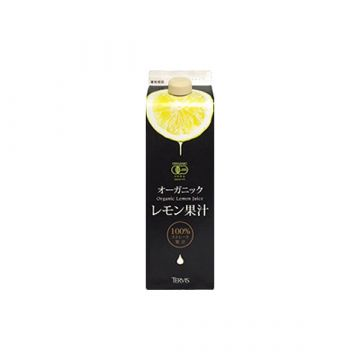 Organic Lemon Juice 1000ml