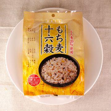 Mochi Barley Sixteen Grains 30g × 6