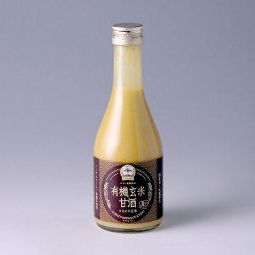 Yamato Soy Sauce Miso Organic Brown Rice Sweet Sake 300ml
