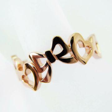 [pre] Samantha Tiara / Samantha Tiara K10PG Heart Ring US size 3[f206-9]