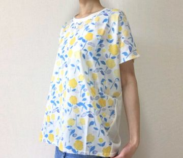 Pullover Blouse * Jewelry & Girl